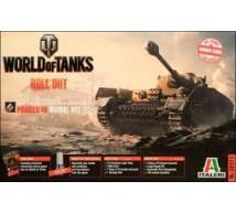 Italeri - Panzer IV (WoT)