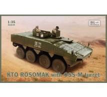 Ibg - Rosomak & OSS-M Turret