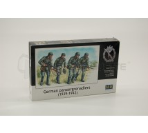 Master Box - PanzerGrenadiers 1939/42