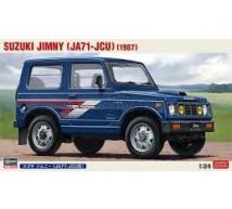 Hasegawa - Suzuki Jimmy 1987