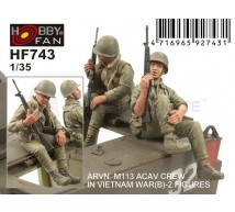 Hobby fan - Centurion tank crew Korean war