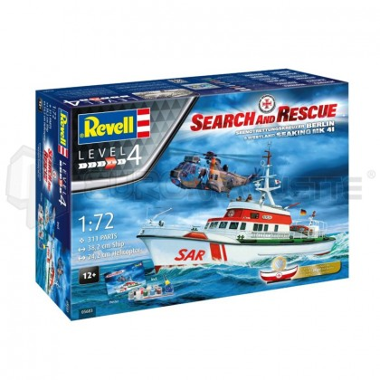 Revell - Coffret Search & Rescue