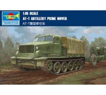 Trumpeter - AT-T Russian artillery tractor