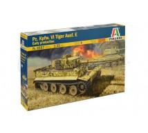 Italeri - Tigre I Ausf E