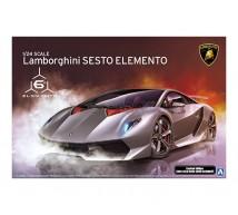 Aoshima - Lamborghini Sesto Elemento
