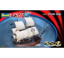 Revell - Pirate ship 1/350