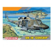 Dragon - UH-1N Gunship