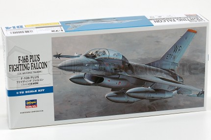 Hasegawa - F-16B Plus
