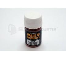Vallejo - Pigment terre de sienne calcinée