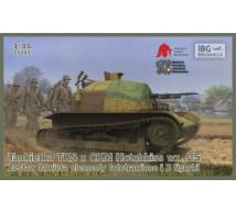 Ibg - Tankette TKS & 25mm Hotchkiss