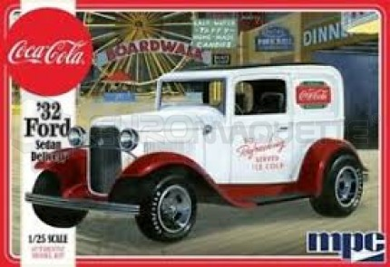 Mpc - Ford 32 delivry Coca Cola