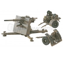 Hasegawa - MT38    88mm gun flak 36