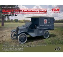 Icm - Ford T Ambulance AAFS 1917