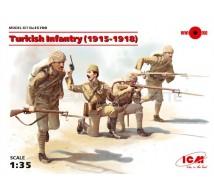 Icm - Turkish infantry 1914/18