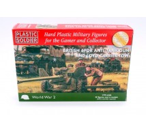 Plastic soldiers - Loyd carrier & 6Pdr