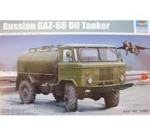 Trumpeter - Gaz 66 Oil truck