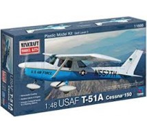 Minicraft - Cessna 150/T-51 USAF