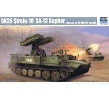 Trumpeter - Strela 10 9K35 SA-13 Gopher
