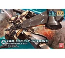 Bandai - HG Galbaldy Rebake (0230347)