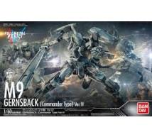 Bandai - M9 Gernsback commander type (0225741)