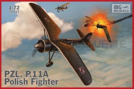 Ibg - PZL 11a