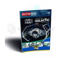Mig products - How to paint Imperial Galactic fighters