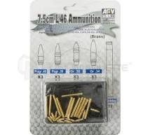 Afv Club - Munitions Panzer IV long