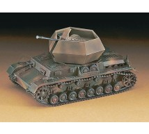 Hasegawa - MT47    37mm flakpanzer