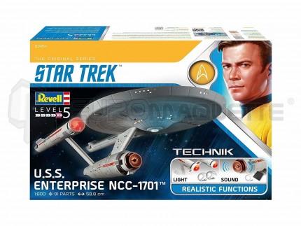 Revell - NCC-1701 USS Enterprise TECHNIK