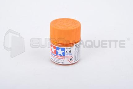 Tamiya - Orange X-6 (pot 10ml)