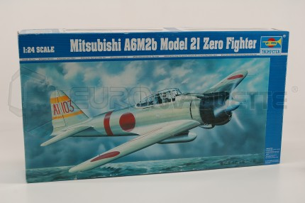 Trumpeter - A6M2b Zero