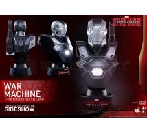Hot toys - War Machine Mk III Civil War bust