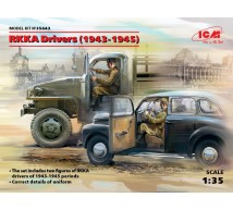 Icm - Russian drivers 1943/45