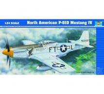Trumpeter - P-51 D mustang