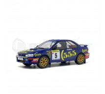 Solido - Subaru Impreza Sainz MC 1995