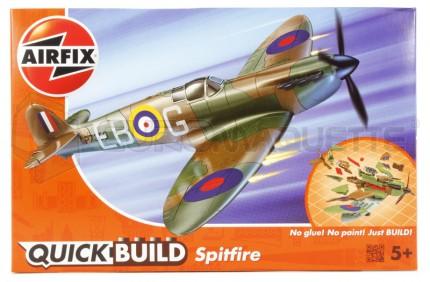 Airfix - Spitfire Mk I Lego