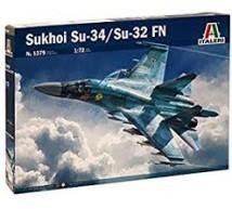 Italeri - Su-34/Su-32FN