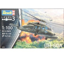 Revell - UH-60A Blackhawk 1/100