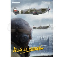 Eduard - Spitfire Mk.IX pilotes tchèques
