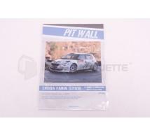 Pitt Wall - Skoda Fabia S2000 S.Ogier