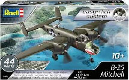 Revell - B-25 Snap kit