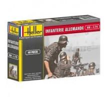 Heller - German infantry WWII