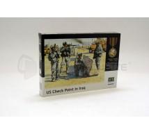 Master Box - US check point Iraq