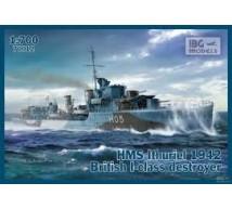 Ibg - HMS Ithuriel 1942