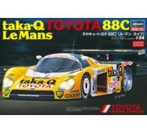 Hasegawa - Toyota 88C Taka-Q LM