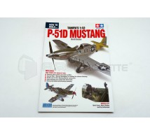 Tamiya - P-51D How to build