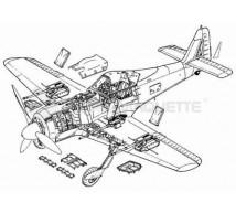 Cmk - Fw-190 F8 détails    (tamiya)