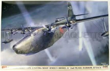 Hasegawa - Kawanishi H8K1 Pearl Harbor attack