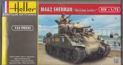 M4A2 Sherman division leclerc