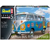 Revell - Combi T1 Flower Power